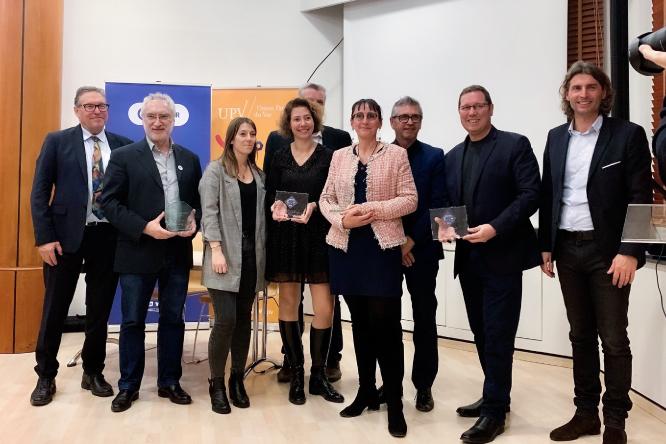 Mégara reçoit le Prix coup de Coeur des trophées RSE Var !