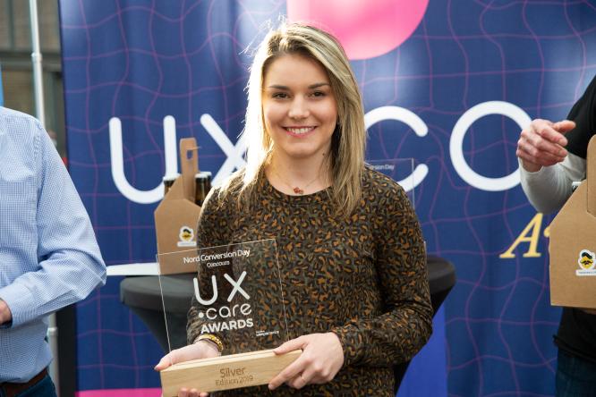 Berceaumagique.com remporte le trophée UX.Care Awards