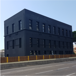 Déménagement dans un bâtiment rénové de 1 500 m2